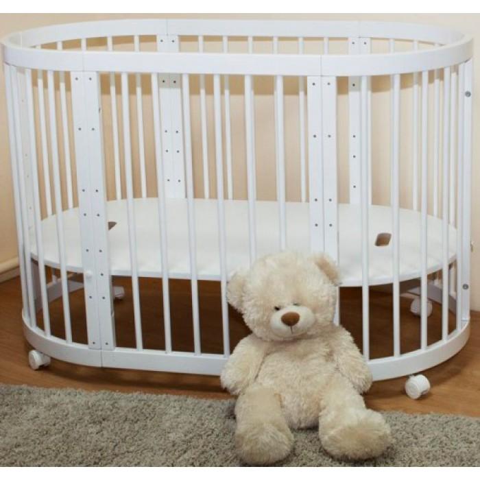 Детская кроватка Можга Паулина С 321