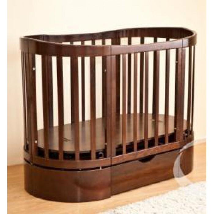 Детская кроватка Можга Паулина С 324