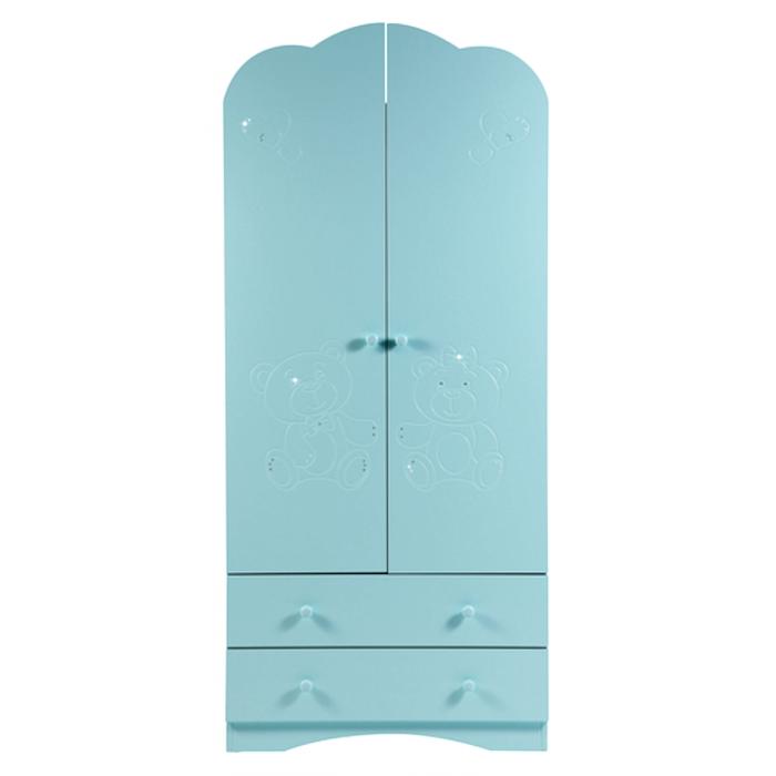 Детский шкаф Мишки БИ 116