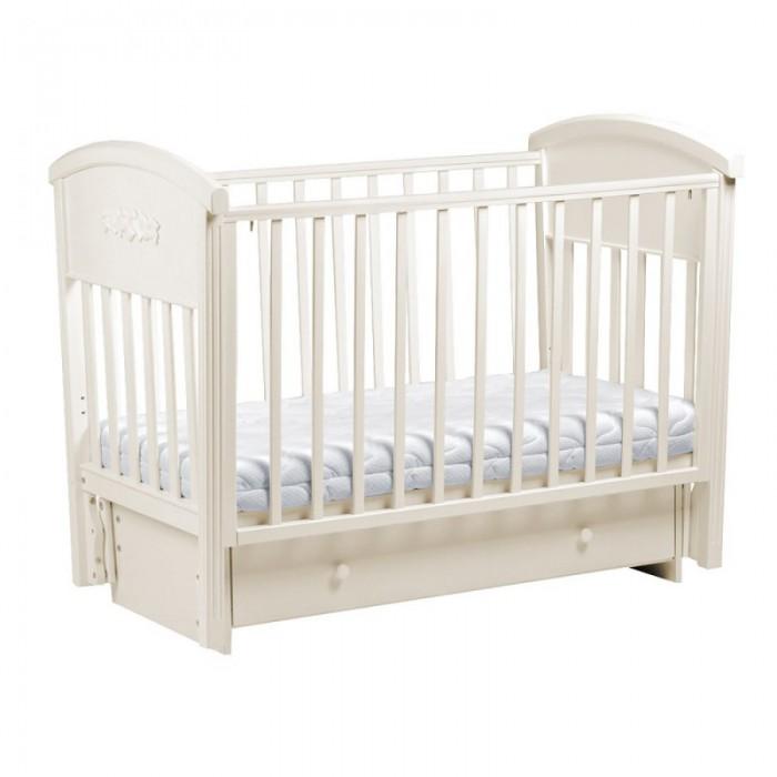 Кровать Амелия с универсальным маятником