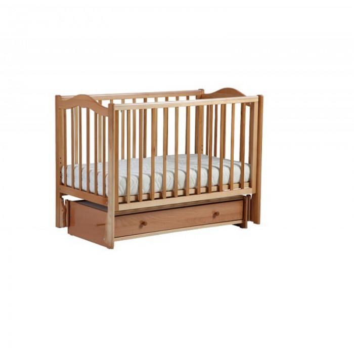 Детская кроватка универсальный маятник Кубаночка-1