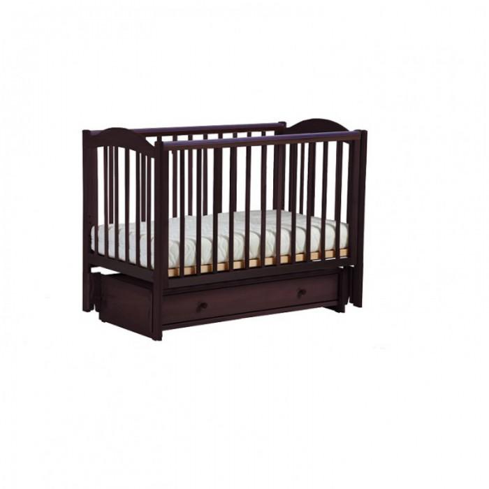 Детская кроватка универсальный маятник Кубаночка-2