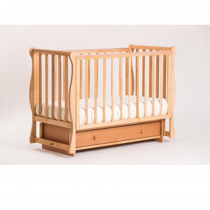 Детская кровать с универсальным маятником Кубаночка-4