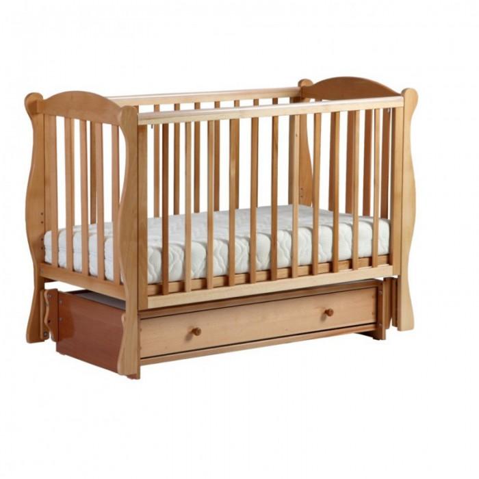 Детская кровать с универсальным маятником Кубаночка-6