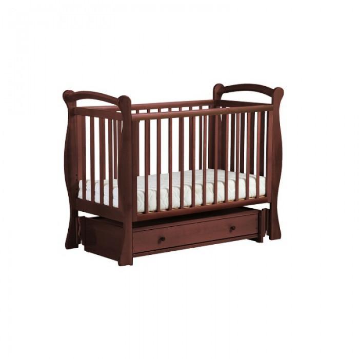Детская кроватка Кубаночка 7 с универсальным маятником | БИ 57.4