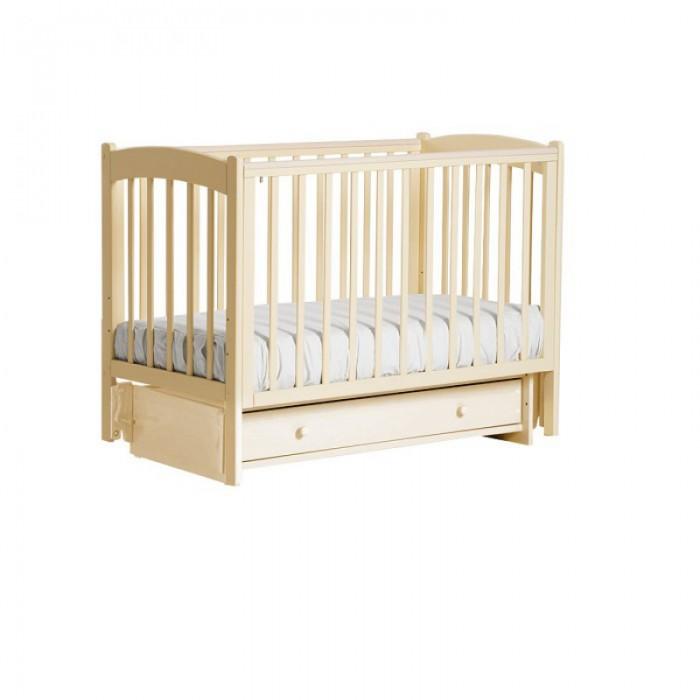 Детская кровать с универсальным маятником Кубаночка-3