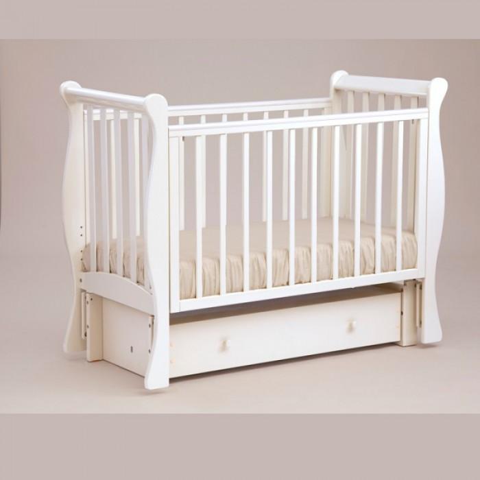 Детская кроватка АБ 21 Лаванда-Лель