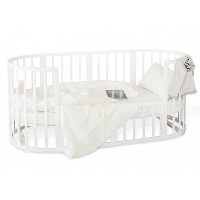 Кроватка-трансформер Nuovita Nido Magia 8 в 1