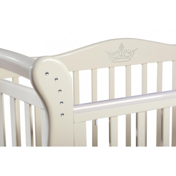 Детская кроватка Baby Luce Лучик