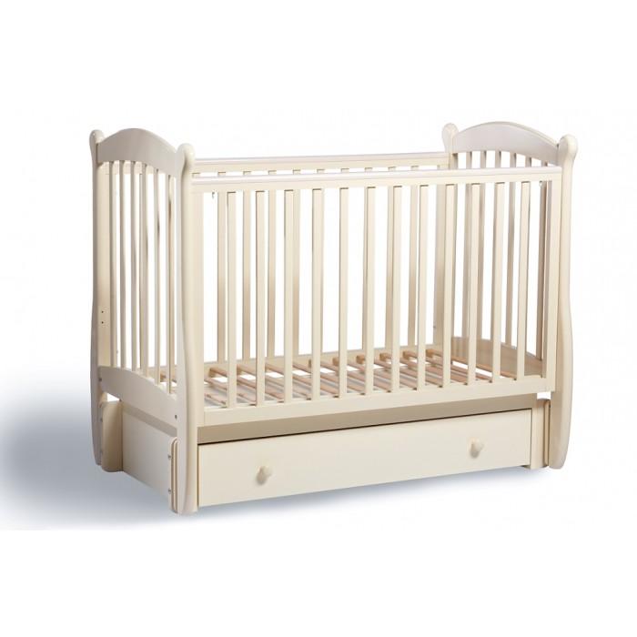 Детская кроватка Baby Luce Карамелька