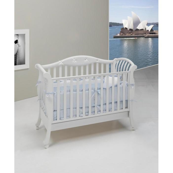 Детская кроватка Bambolina Divina Glamour 125x65