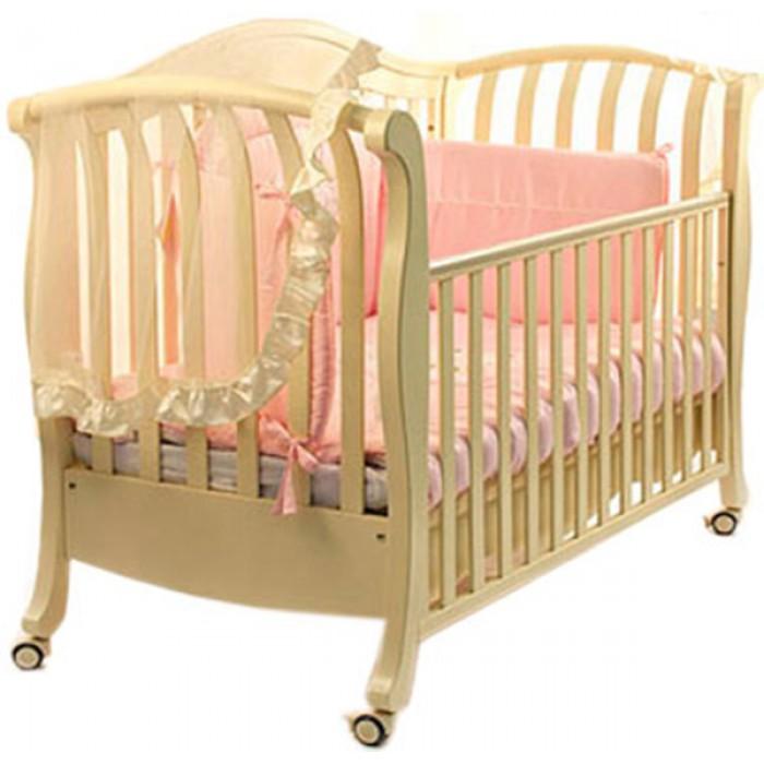 Детская кроватка Bambolina Divina 125x65