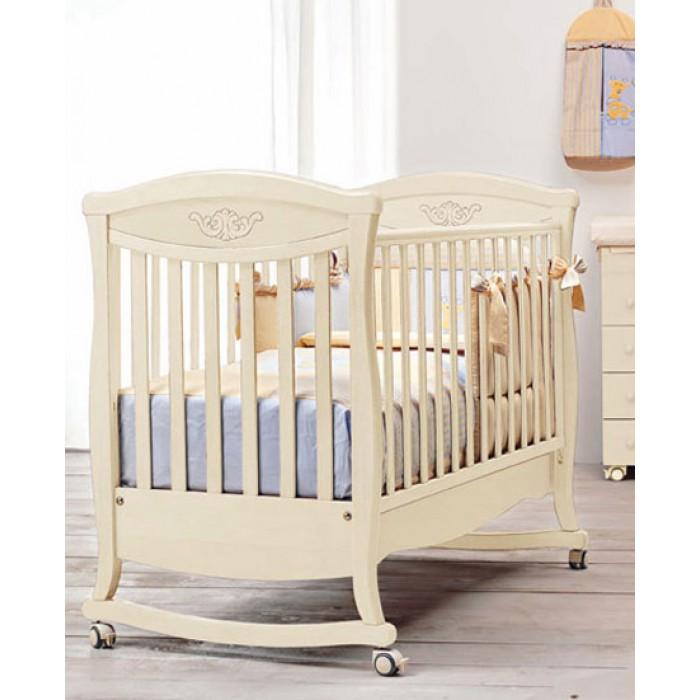 Детская кроватка Principessa Classic 125x65