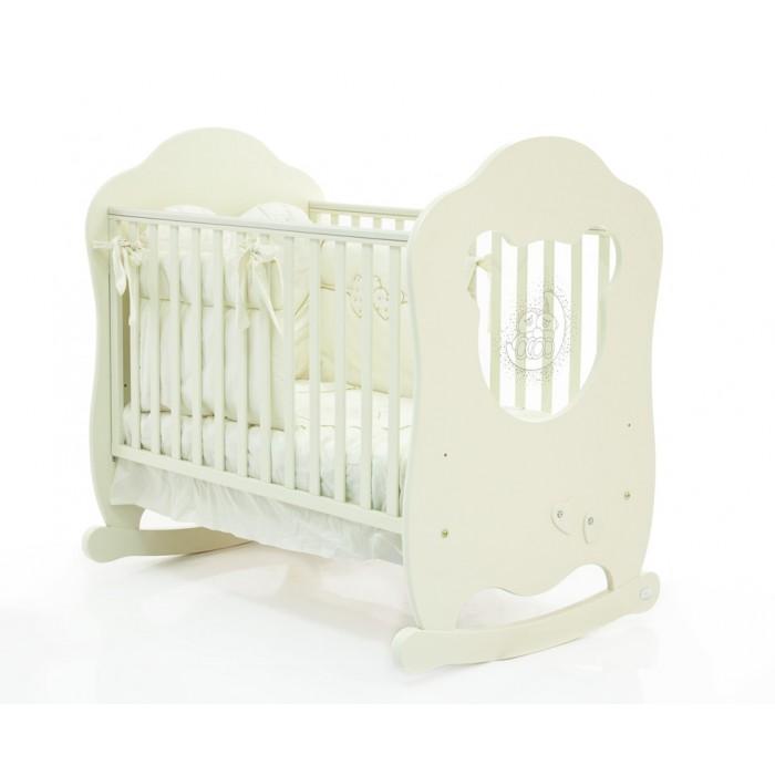 Детская кроватка Bambolina Bear 120x60