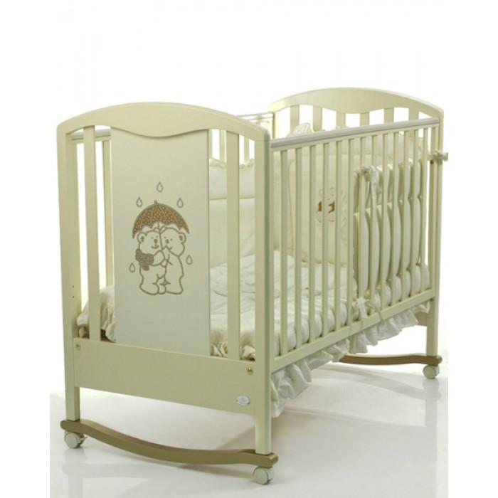 Кровать 125x65 Bambolina Tesoro