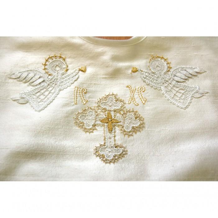 Вышивки на крестильные наборы 998