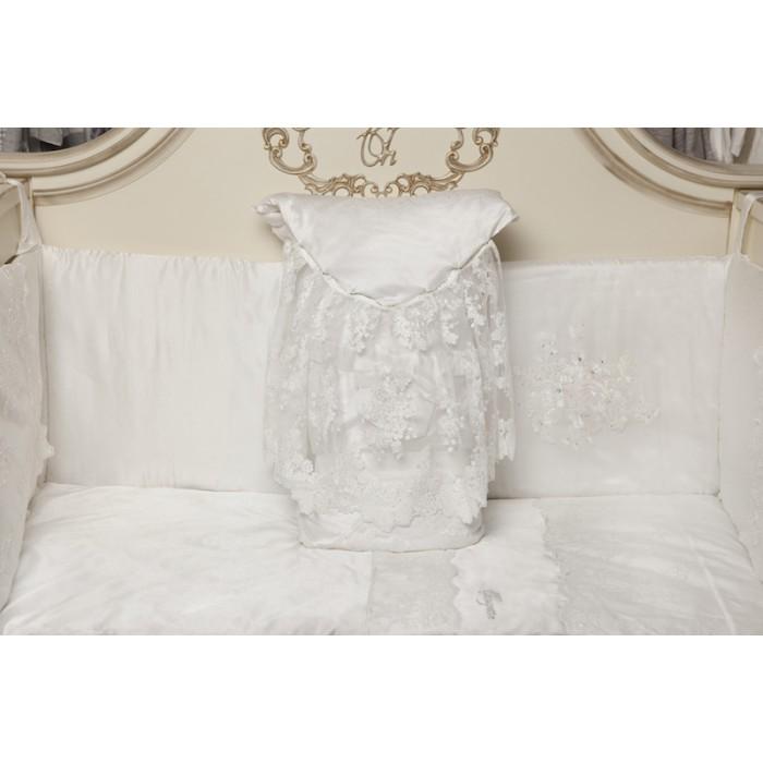 Комплект в кроватку для девочки на 8 предметов Де-люкс 110.39