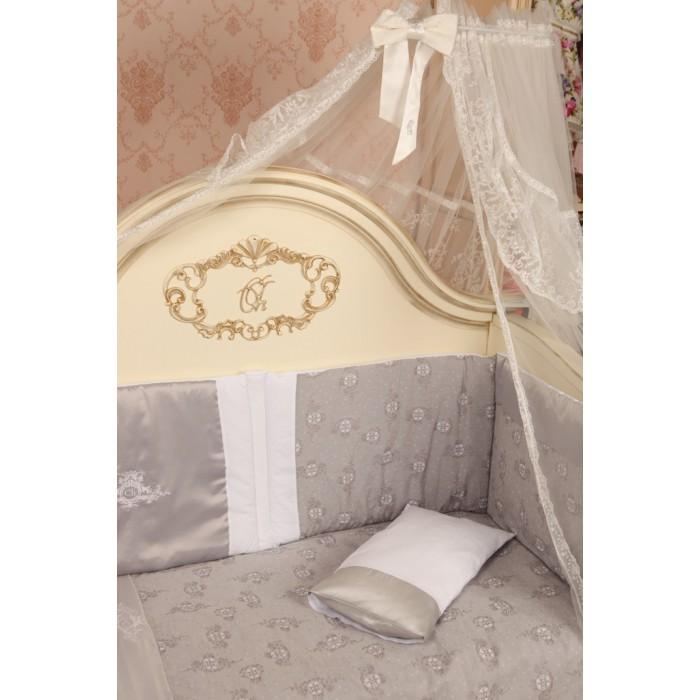 Комплект в кроватку 6 предметов Серебряный век для мальчика 103.38