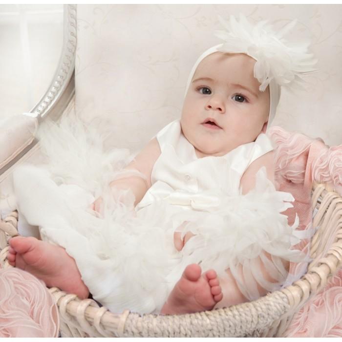 Боди детское нарядное Фламинго 23.50