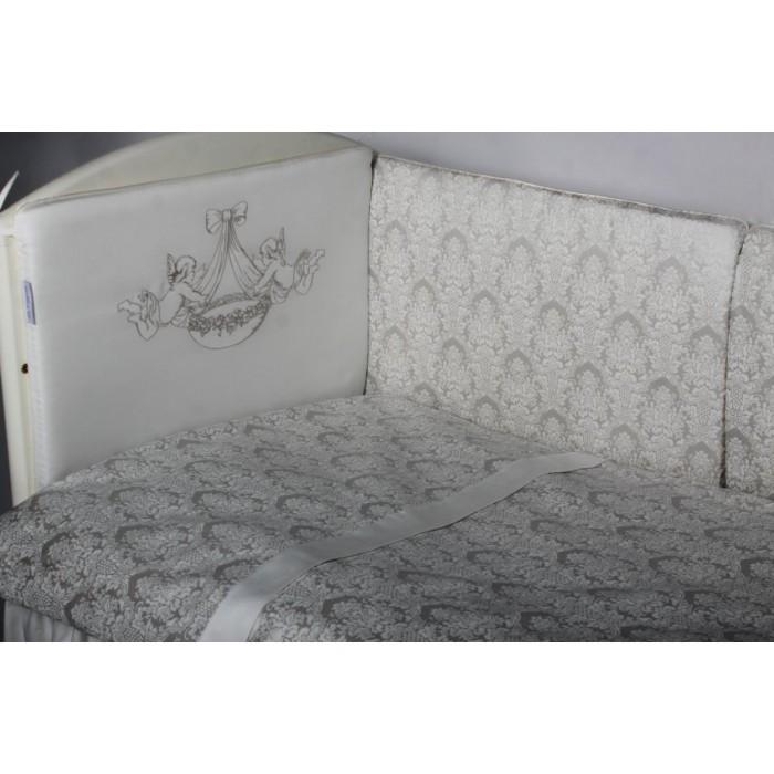 Комплект в кроватку 6 предметов Lappetti Эстель 6031