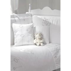 Комплект в кроватку 5 предметов Funnababy Luna Chic 120x60