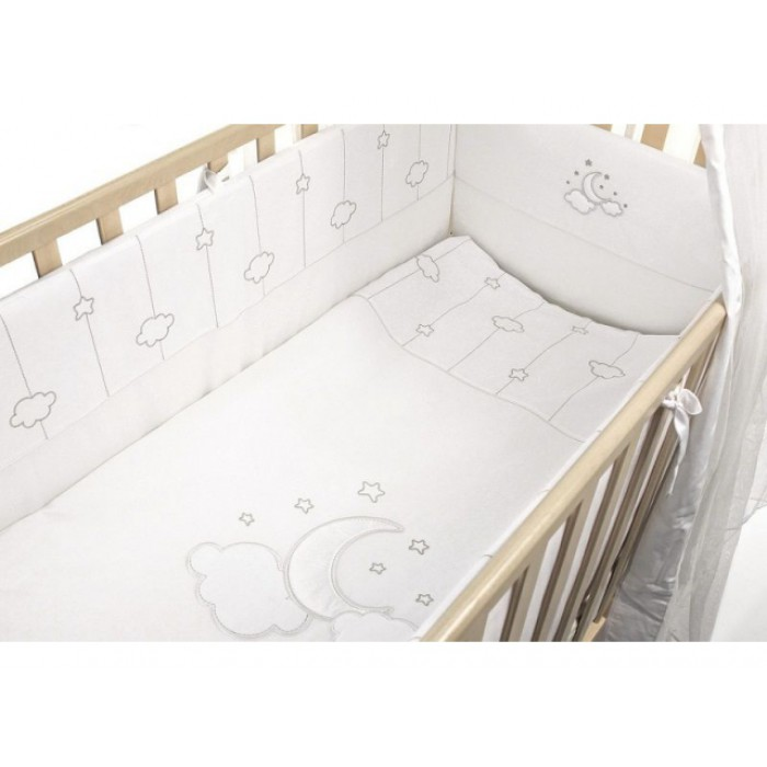 Комплект в кроватку Funnababy Luna Chic 140x70