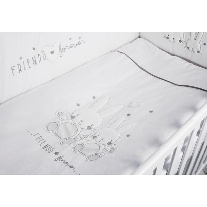 Комплект в кроватку Funnababy Friends 140x70