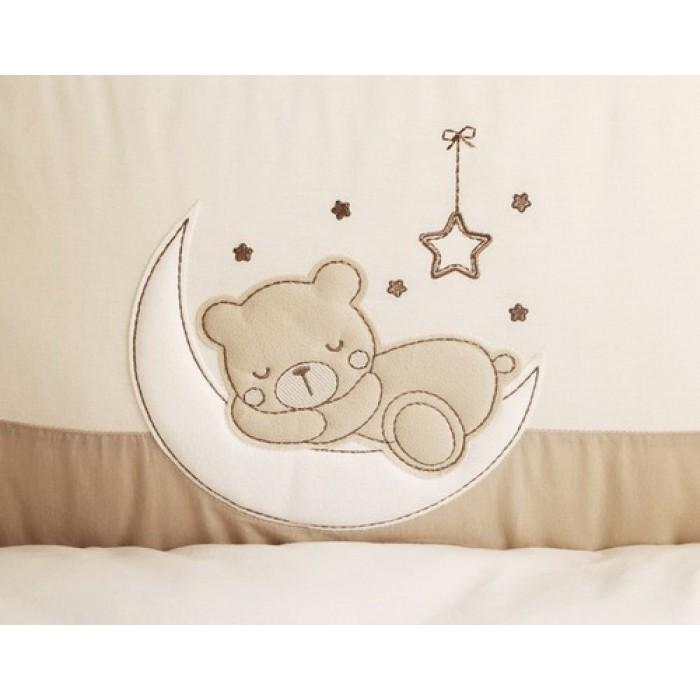 Комплект в кроватку Funnababy Dreams 140x70