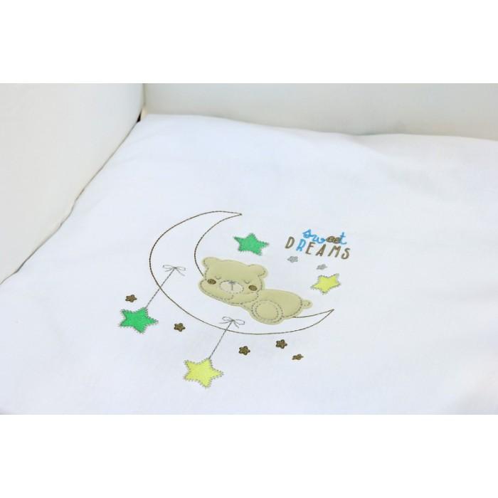Комплект в кроватку Fiorellino Sweet Dreams 120x60
