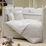 Комплект в кроватку Funnababy Beep Beep 120x60