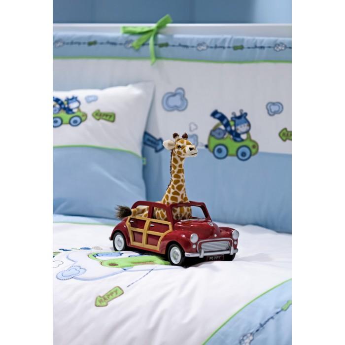 Комплект в кроватку Funnababy Leo Teo 125х65