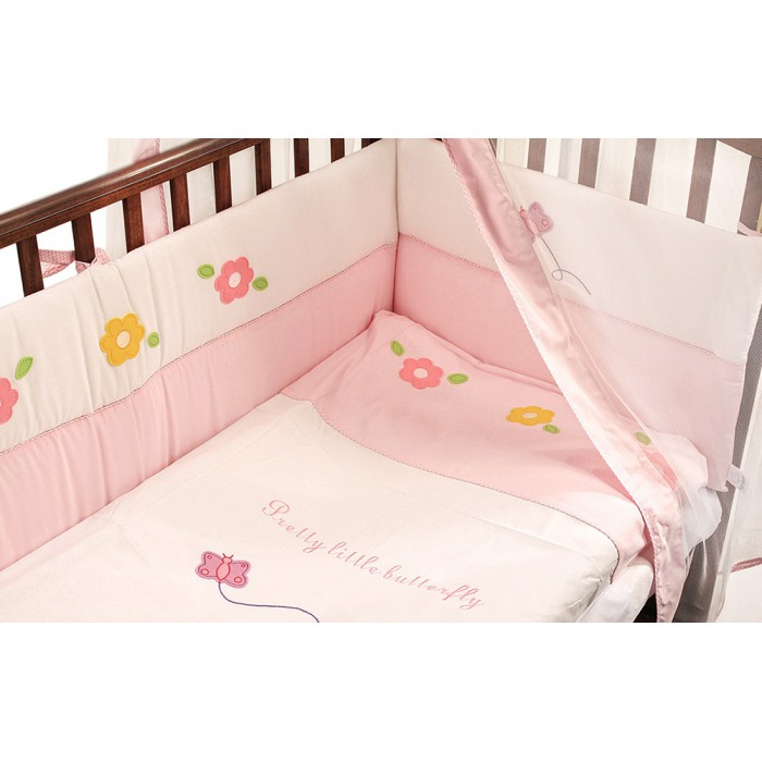 Комплект в кроватку FunnaBaby Butterfly 120x60