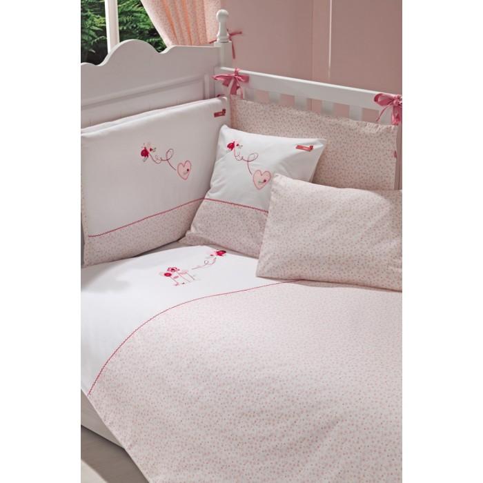 Комплект в кроватку Funnababy Grandma 120х60