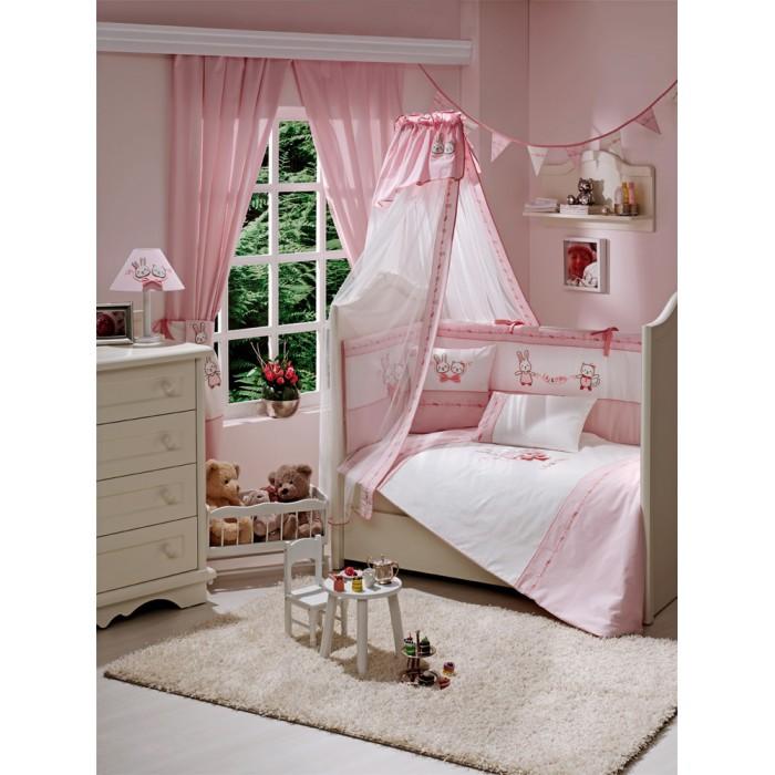 Комплект в кроватку Funnababy Lily Mily 125х65