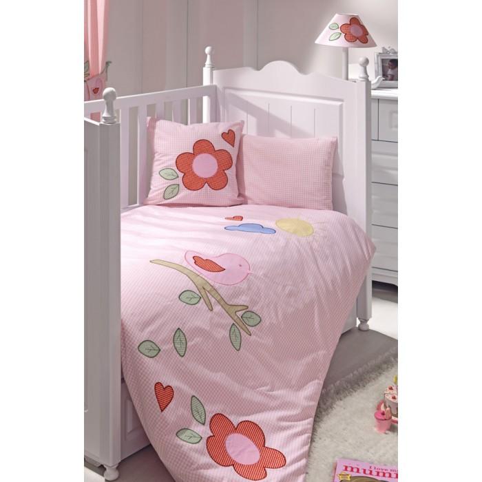 Комплект в кроватку 5 предметов Funnababy Fiore 120х60