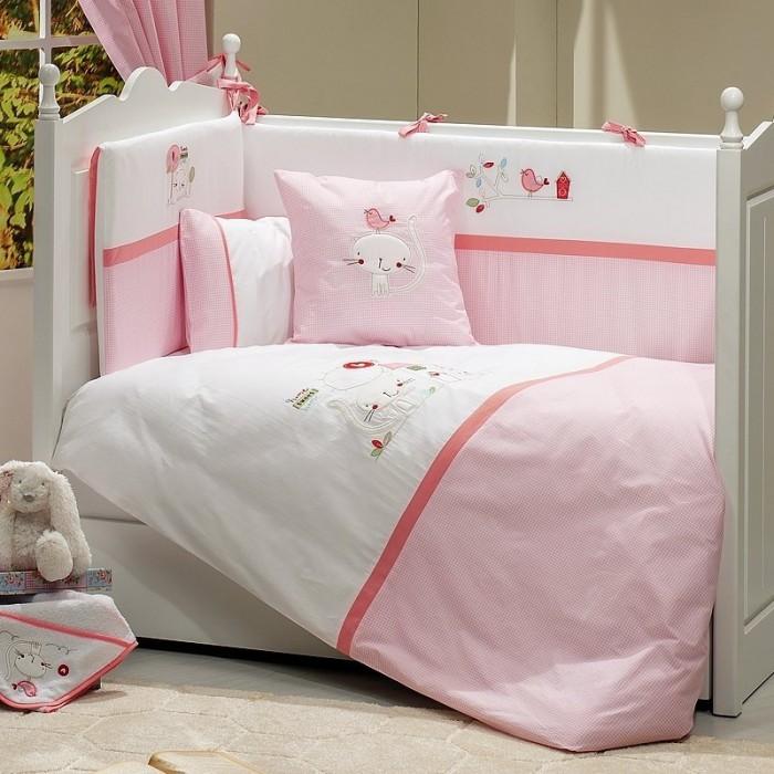 Комплект в кроватку Funnababy Tweet Home 120x60