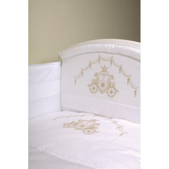 Бортик для кроватки Lappetti Инфанты 6001