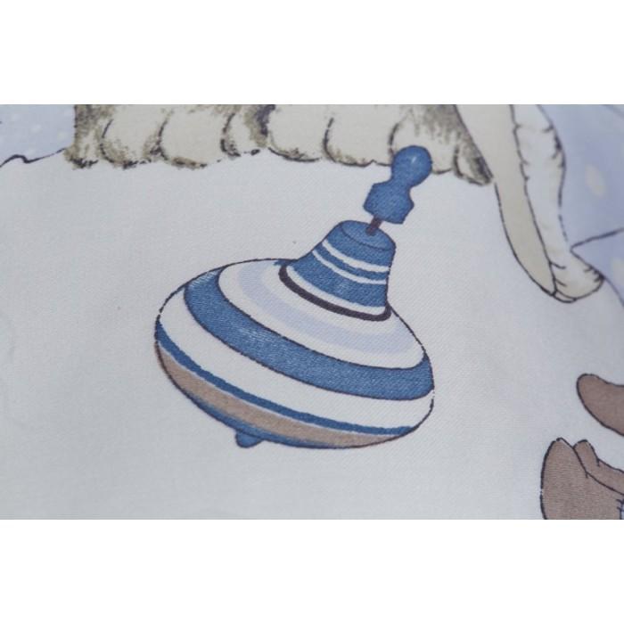 Постельное белье 3 предмета Мишкины игрушки