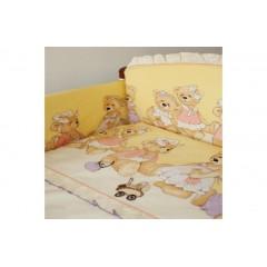 Комплект в кроватку 6 предметов Lappetti В ожидании праздника