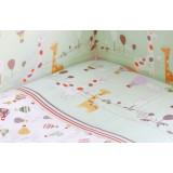 Комплект в кроватку Rabby-baby Лимпопо