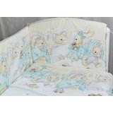 Бортик для кроватки Lappetti Сони