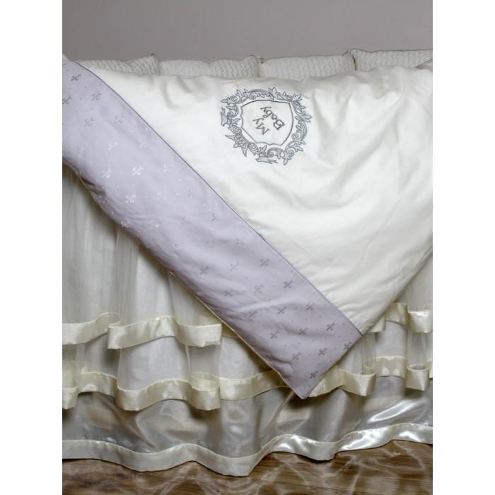 Комплект в кроватку Мой малыш 6 пр.+наматрасник