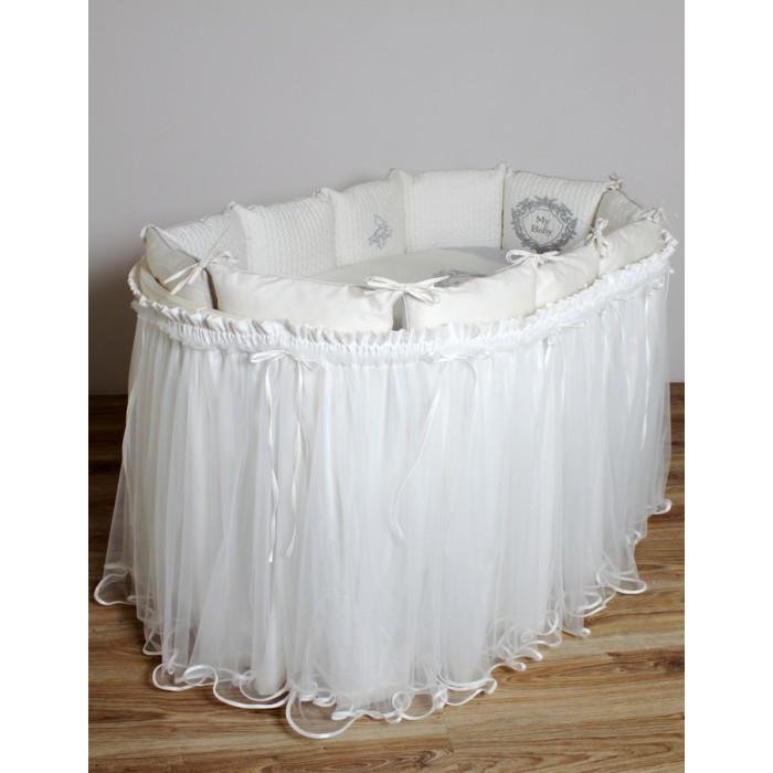 Подзор (юбка) на кроватку арт. В1