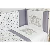 Комплект в кроватку 6 пр. Lappetti Звездочет арт.6062