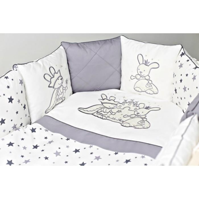 Комплект в круглую кроватку Звездочет арт.6061