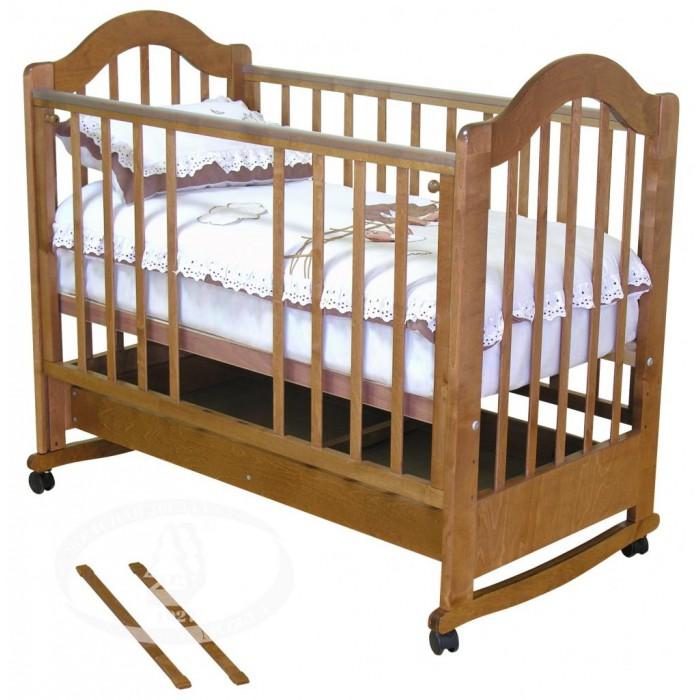 Детская кроватка Злата C 353