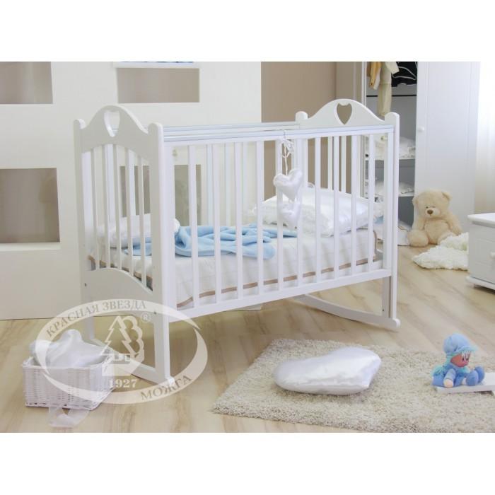 Детская кроватка Любаша C 635