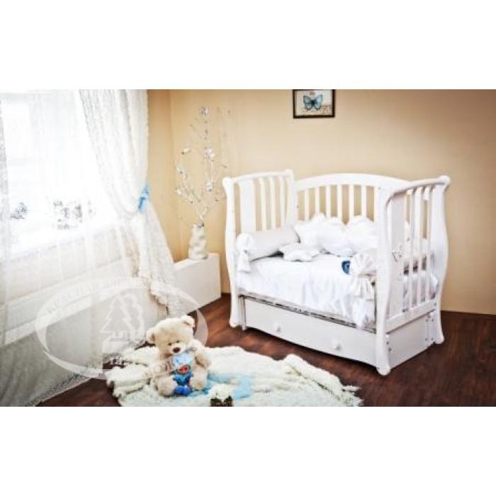Детская кроватка Ярослава С 551