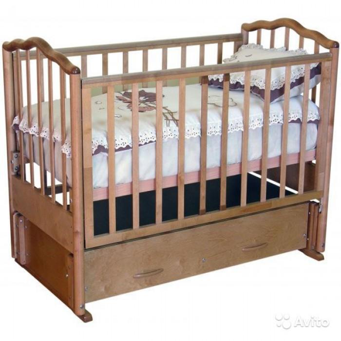 Детская кроватка Ангелина С 676