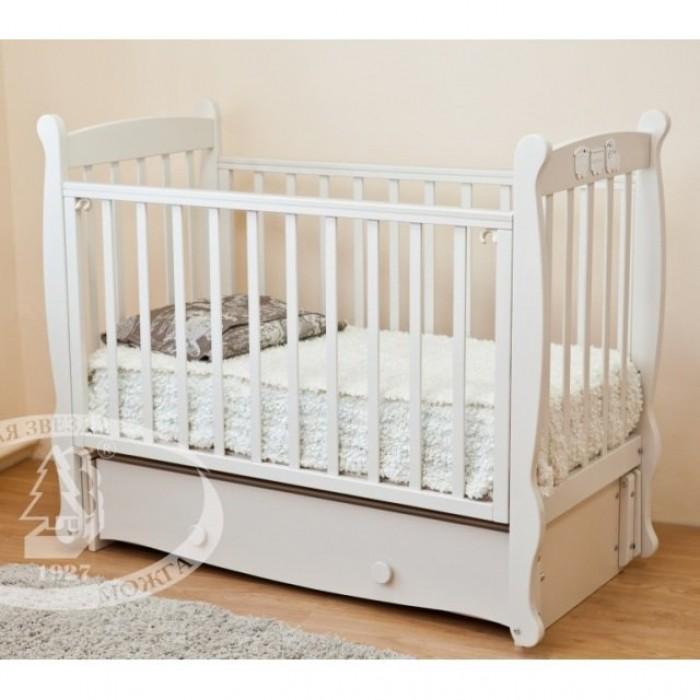 Детская кроватка Елисей С 717